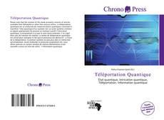 Téléportation Quantique kitap kapağı