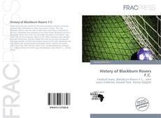 Обложка History of Blackburn Rovers F.C.