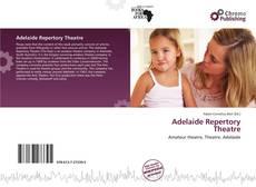 Обложка Adelaide Repertory Theatre
