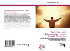 Couverture de Body Odor and Subconscious Human Sexual Attraction
