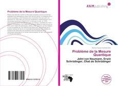 Обложка Problème de la Mesure Quantique