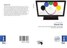 Capa do livro de David Yip