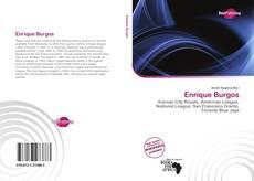 Portada del libro de Enrique Burgos
