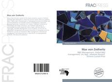 Buchcover von Max von Zedtwitz
