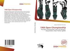 1966 Open Championship的封面