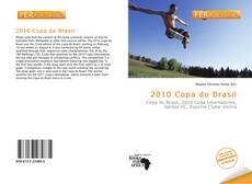 Capa do livro de 2010 Copa do Brasil