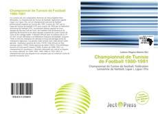 Bookcover of Championnat de Tunisie de Football 1980-1981