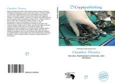 Capa do livro de Chamber Theatre