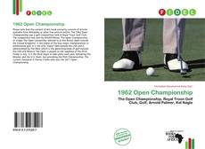 Bookcover of 1962 Open Championship