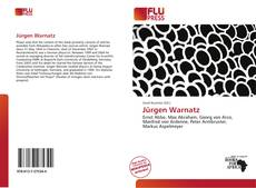 Bookcover of Jürgen Warnatz