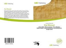 Bookcover of Kai Wessel
