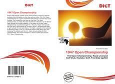 Copertina di 1947 Open Championship