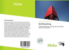 Bookcover of Drill Bushing