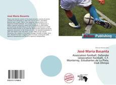 Portada del libro de José María Basanta