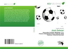 Couverture de José Zalazar