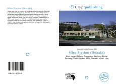 Bookcover of Mito Station (Ibaraki)