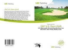 Copertina di 1947 U.S. Open (Golf)