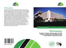 Copertina di FBI Academy