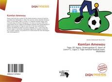 Komlan Amewou的封面