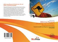 Bookcover of Attorney-General (Victoria); Ex rel Dale v Commonwealth