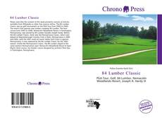 Bookcover of 84 Lumber Classic
