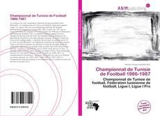 Bookcover of Championnat de Tunisie de Football 1986-1987