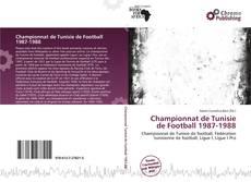 Bookcover of Championnat de Tunisie de Football 1987-1988