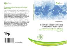 Bookcover of Championnat de Tunisie de football 1989-1990
