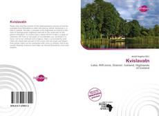 Buchcover von Kvíslavatn