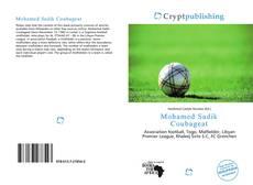 Capa do livro de Mohamed Sadik Coubageat