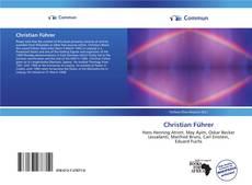 Couverture de Christian Führer