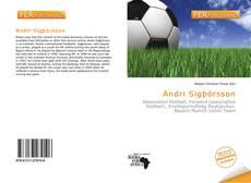 Bookcover of Andri Sigþórsson