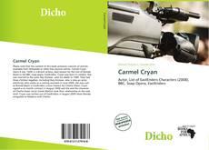 Capa do livro de Carmel Cryan