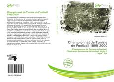 Bookcover of Championnat de Tunisie de Football 1999-2000
