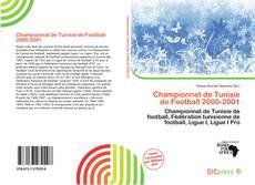 Bookcover of Championnat de Tunisie de Football 2000-2001