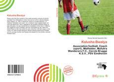 Bookcover of Kalusha Bwalya