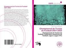 Обложка Championnat de Tunisie de Football 2001-2002