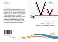 Bookcover of Ethnolinguistics