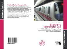 Couverture de Bedford To Northampton Line