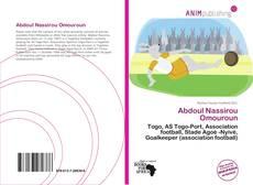 Abdoul Nassirou Omouroun的封面