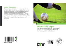 Bookcover of Abdou Ouro Akpo
