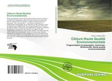 Обложка Clôture Haute Qualité Environnementale