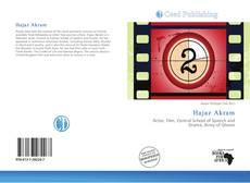 Portada del libro de Hajaz Akram