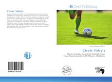 Bookcover of Claude Videgla