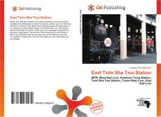 Capa do livro de East Tsim Sha Tsui Station