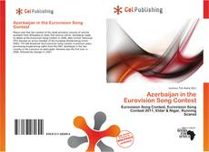 Bookcover of Azerbaijan in the Eurovision Song Contest