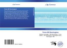 Copertina di 7mm-08 Remington