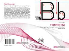 Bookcover of Foot (Prosody)