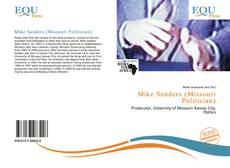 Mike Sanders (Missouri Politician)的封面
