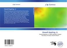 Buchcover von Howell Appling, Jr.
